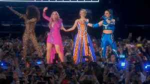Spice Girls end tour with emotional apology [Video]