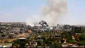 Syrian government attacks Turkish post in Idlib