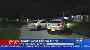 Pool Party In Southwest Miami-Dade Interrupted By Gunshots [Video]