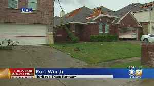 Damage Seen Throughout North Texas After Severe Storms [Video]