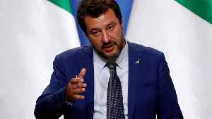 Salvini says he 'appreciates the Trump administration' ahead of Washington trip [Video]
