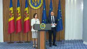 New Moldovan Prime Minister to seek closer ties with EU [Video]