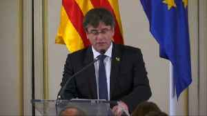 Former Catalan President must visit Madrid, and risk arrest, to activate MEP status [Video]