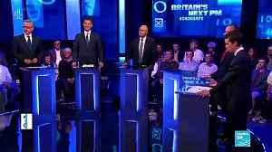 First debate in UK for Conservative leadership without Boris Johnson [Video]