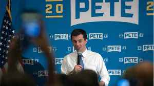 Pete Buttigieg Says There's Already Been A Gay President [Video]