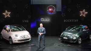 New range of Fiat 500 for the first time the FCA Style Center opens the doors of its atelier [Video]