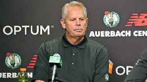 News video: After Anthony Davis Miss, Celtics' Danny Ainge Faces Questions
