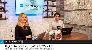 Digital Trends Live - 6.17.19 - Facebook's Cryptocurrency + LinkedIn Influencer Goldie Chan [Video]