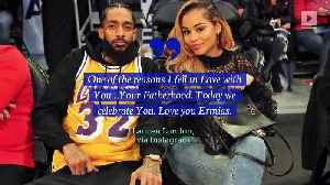 Lauren London Honors Nipsey Hussle on Father's Day [Video]