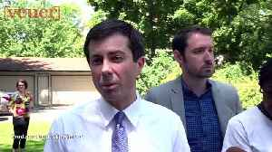 Mayor Pete Buttigieg Hauls in a Whopping $7 Million in the Month of April: Report [Video]