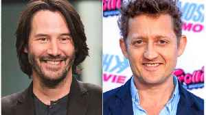 Alex Winter Kicks Off 'Bill And Ted 3' Production With A Gratitude-Filled Message [Video]