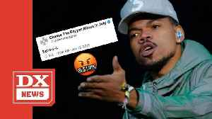 Chance The Rapper Tells Self Proclaimed Day 1 Fan To 'Eat A D**k' [Video]
