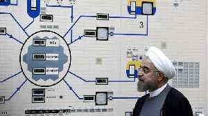 Iran Threatens To Breach Nuclear Deal Limits After US Accused It Of Oil Tanker Attacks [Video]