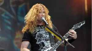 News video: Megadeth's Dave Mustaine Confirms He Has Throat Cancer