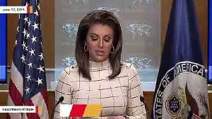 State Dept: Trump Administration Will Provide No Additional Foreign Aid To Guatemala, Honduras, El Salvador [Video]