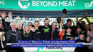New 'Ground Beef' Product Boosts Beyond Meat Shares [Video]