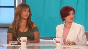 The Talk - Sharon Osbourne Slams O.J. Simpson's Twitter Rant; 'He's a psychopath' and 'narcissist' [Video]