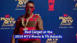 The Biggest Stars At The 2019 MTV Movie And TV Awards [Video]