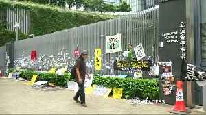 Hong Kong remains on edge after day of massive protest [Video]