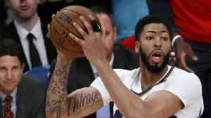Anthony Davis gets traded into the Los Angeles Lakers [Video]