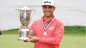Gary Woodland is the new U.S. open champion [Video]