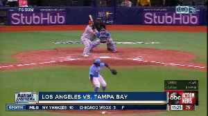 Tampa Bay Rays survive Los Angeles Angels' 9th inning rally [Video]