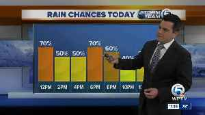 South Florida Monday afternoon forecast (6/17/19) [Video]