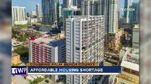 News video: Affordable housing shortage impacting cities across the country