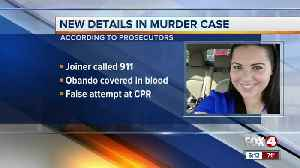 New documents show daughter may have witnessed the murder of Heyzel Obando [Video]
