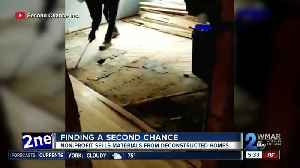 The non-profit Second Chance gives furniture, building materials and employees a new purpose [Video]