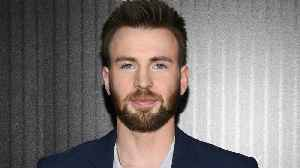 Chris Evans Shares Baby Picture On Father's Day [Video]