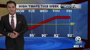 Sunday 11pm weathercast [Video]