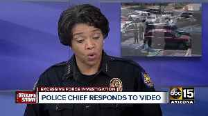 Phoenix police chief apologizes to family, community over shoplifting incident [Video]