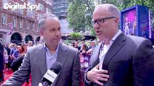 Jonas Rivera & Mark Nielsen on Making Toy Story 4 - Red Carpet Interview [Video]
