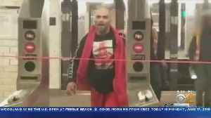 MTA Employee Attacked By Emotionally Disturbed Man [Video]