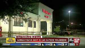 Woman found shot in car outside Brandon Walgreens [Video]