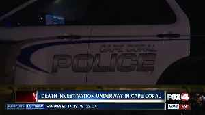 News video: Woman found dead in Cape Coral, suspect is in custody police say