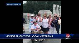 Special salute: Honor flight for local veterans [Video]