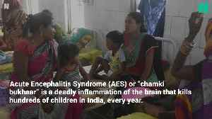 Bihar's Encephalitis Death Toll Crosses 100 [Video]