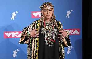 Madonna admits fame took her breath away [Video]