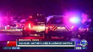 One person dies after shooting early Monday near Sloan's Lake [Video]