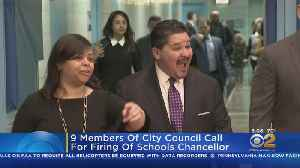 Council Members Call For Carranza To Be Fired [Video]
