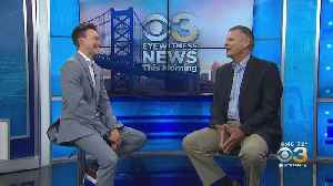 Philly Native, Former NBA Referee Takes New Leap Of Faith [Video]
