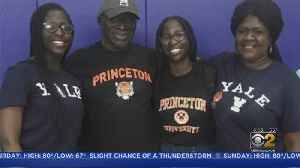 Sister Act: Impressive Twins Naomi And Nannette Beckley Are Bound For Ivy League [Video]