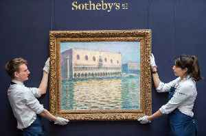 News video: BREAKING: Altice Founder to Take Sotheby's Private for $3.7 Billion