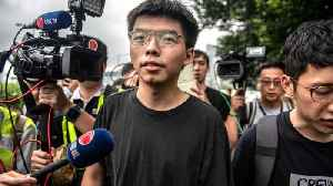 Freed Hong Kong activist Joshua Wong vows to join protests