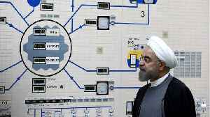 Iran Says It Will Breach Nuclear Deal [Video]