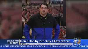 News video: Family Speaks Out After Off-Duty LAPD Officer Shoots, Kills Unarmed, Non-Verbal Man At Costco