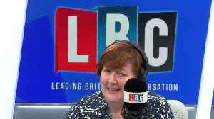 News video: Labour Member Quits Party On LBC After Brexit Row With Fellow Member