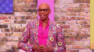 RuPaul Lights Daytime With Vibrant Brand [Video]